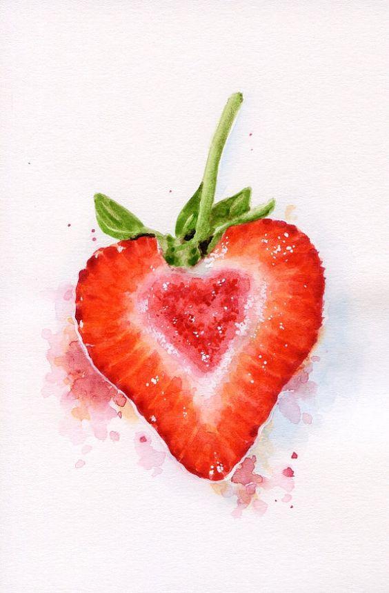 strawberry-vitamin c